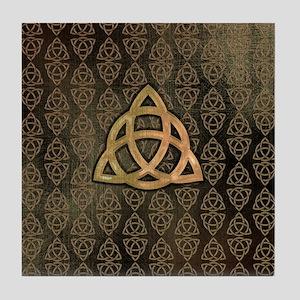 Triquetra Tile Coaster