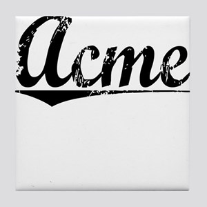 Acme, Vintage Tile Coaster