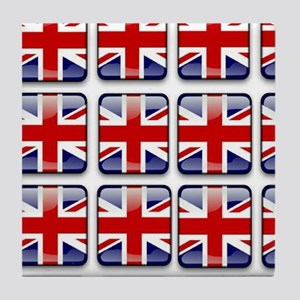 BRITISH ROOTS II™ Tile Coaster