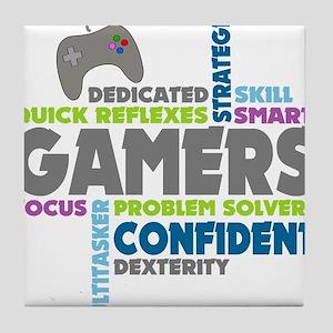 Gamers Tile Coaster