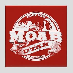 Moab Old Circle Tile Coaster
