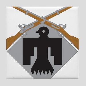 45th Infantry Tile Coaster