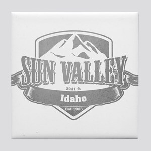 Sun Valley Idaho Ski Resort 5 Tile Coaster