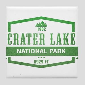 Crater Lake National Park, Oregon Tile Coaster