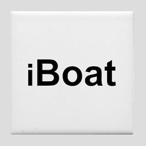 iBoat Tile Coaster