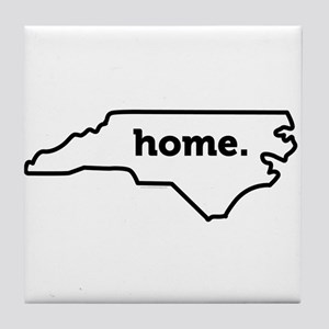 Home North Carolina-01 Tile Coaster