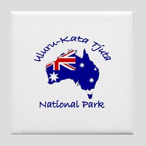 Uluru-Kata Tjuta National Par Tile Coaster