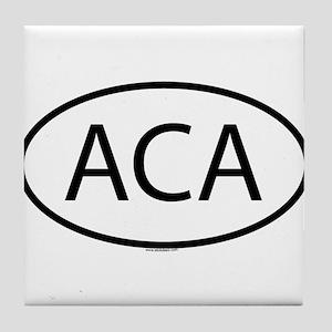 ACA Tile Coaster