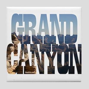 Grand Canyon Tile Coaster