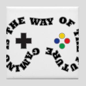 Future Gaming Tile Coaster