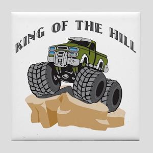 Rock Crawling 4 Wheeling Tile Coaster