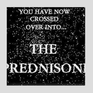 The Prednisone Tile Coaster