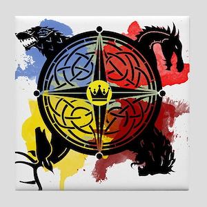 Game of Thrones Sigil Tile Coaster