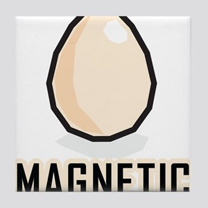 Magnetic Tile Coaster