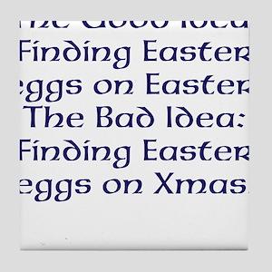 Easter #1 Tile Coaster