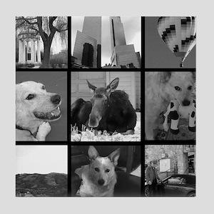 Your Photos Here - Photo Block Tile Coaster