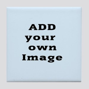 Add Image Tile Coaster