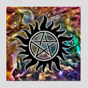 Supernatural Cosmos Tile Coaster