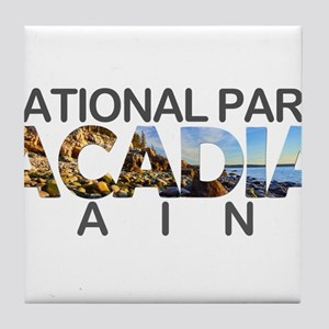 Acadia - Maine Tile Coaster