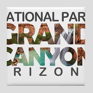 Grand Canyon - Arizona Tile Coaster