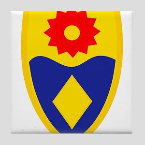 49th MP Brigade Tile Coaster