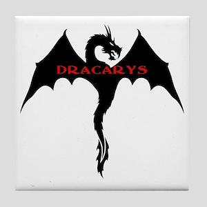 Khaleesi Tile Coaster