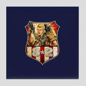 G.I. Joe Duke Tile Coaster
