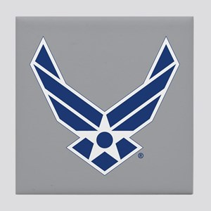 Air Force Symbol Tile Coaster