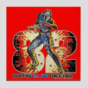 G.I. Joe Cobra Commander Tile Coaster