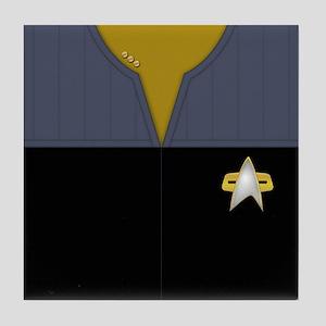 Star Trek DS9 Ops Cmdr Tile Coaster