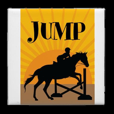 JUMP Tile Coaster