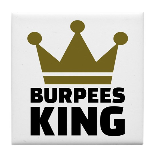 Burpees king