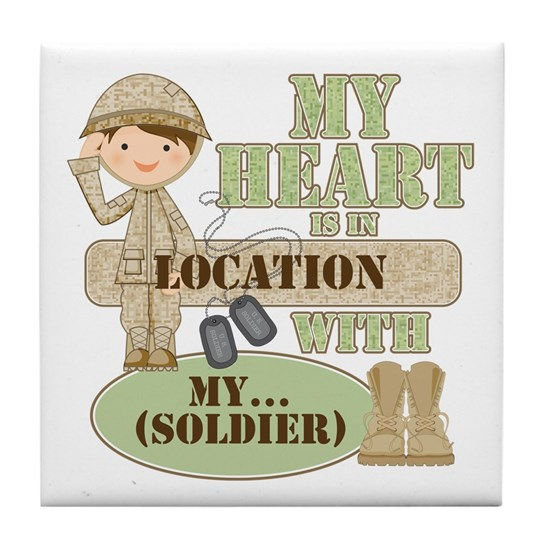 Heart With Soldier