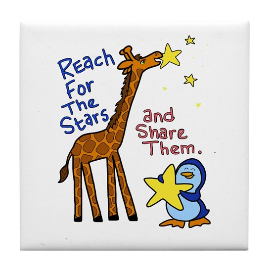 Reach For The Stars and Share Them