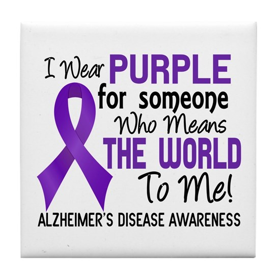 - Alzheimer's Disease Means World To Me 2