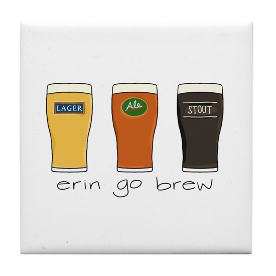 Erin Go Brew - St. Patty's Day Beer