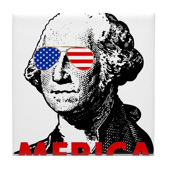 george washington merica