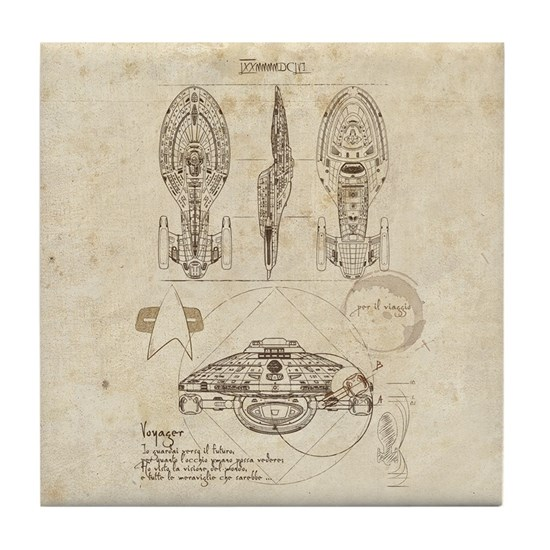 Da Vinci Voyager FB