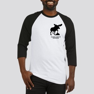 Land of the Moose Baseball Tee