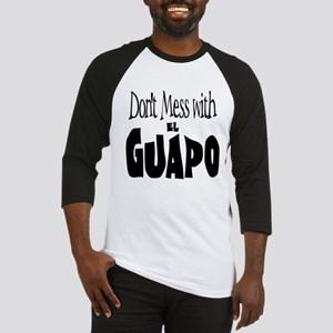El Guapo  Baseball Jersey