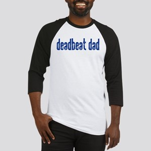 DEADBEAT DAD Baseball Jersey