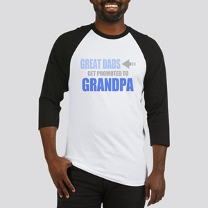 Promoted to Grandpa Baseball Jersey