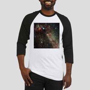 Milky Way in Cygnus - Baseball Jersey