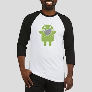 android_nom Baseball Jersey