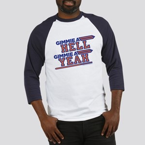 Blue Mountain State Hell Yeah Baseball Jersey