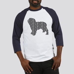 Spanish Water Dog Baseball Jersey