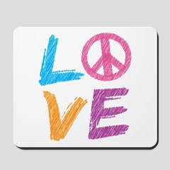 Love Peace Sign By Admin Cp3326857 Cafepress