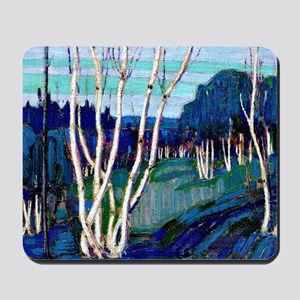 Tom Thomson - Silver Birches Mousepad