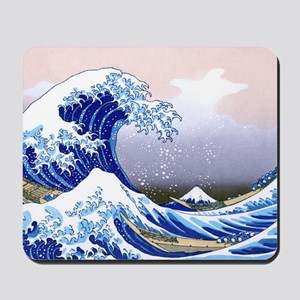 LAPTOP -Gr8 Wave-Hokusai Mousepad