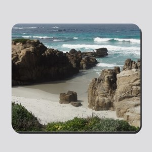 California Ocean 03 Mousepad